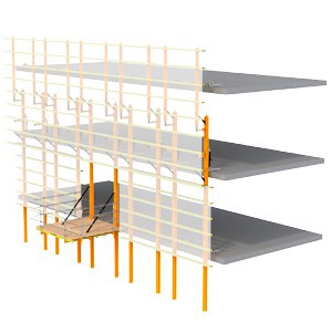 Perimeter Safety Screens