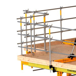 Safety Guardrail System